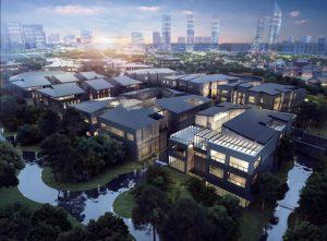 北京国际财富中心开启运河CBD独栋商务时代
