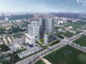 华远西安再获新项目  打造全国第二座华时代